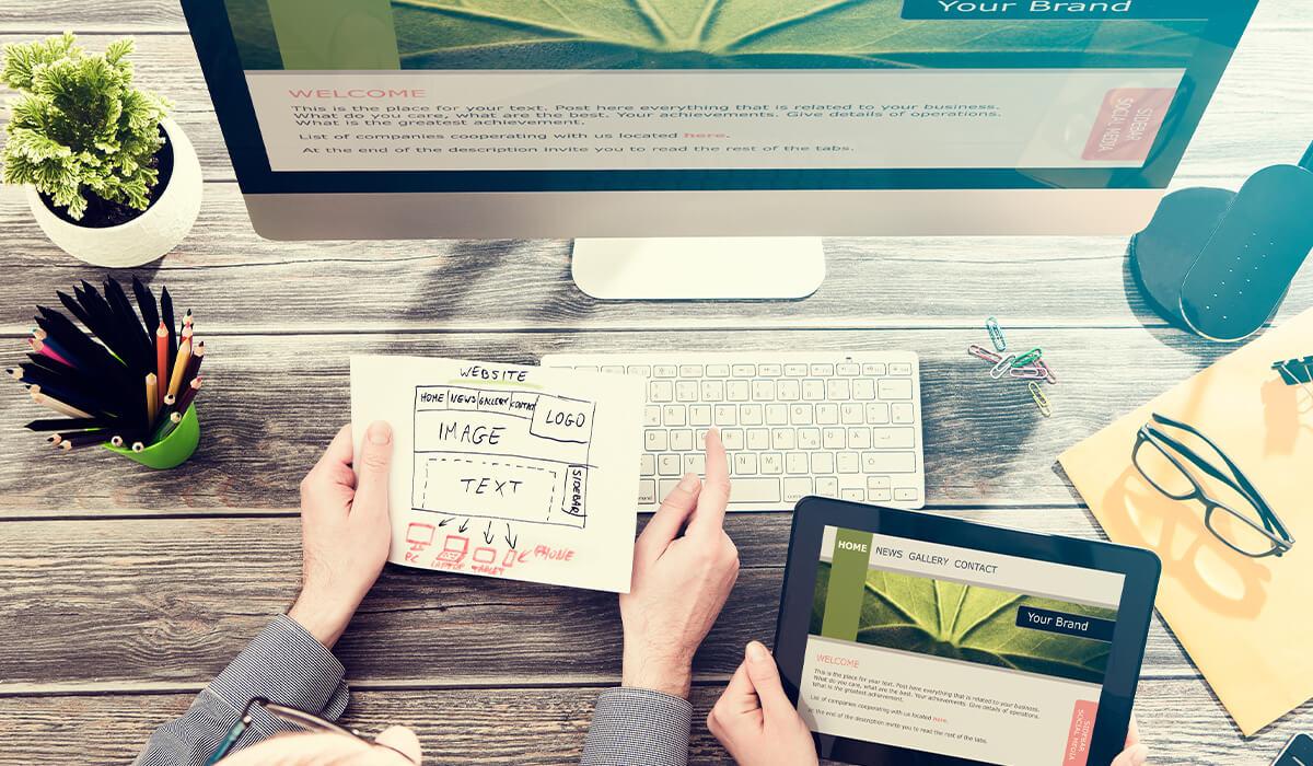 ホームページデザインはコンセプトやニーズにあっているか