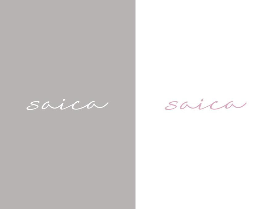 【saica様】ロゴ制作