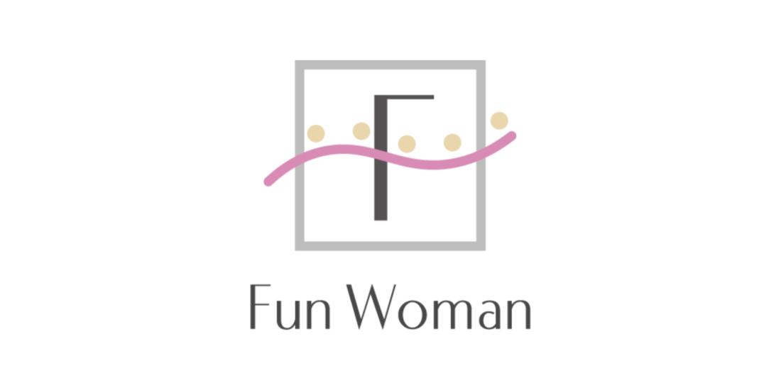 【Fun Woman様】ロゴ制作